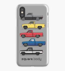 81-87 Collection iPhone Case/Skin
