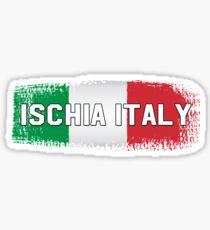 Ischia, Italy Sticker