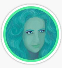 Madame Leota Sticker