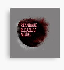 bloody standard pleasure model Canvas Print