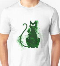 mystery cat halloween T-Shirt