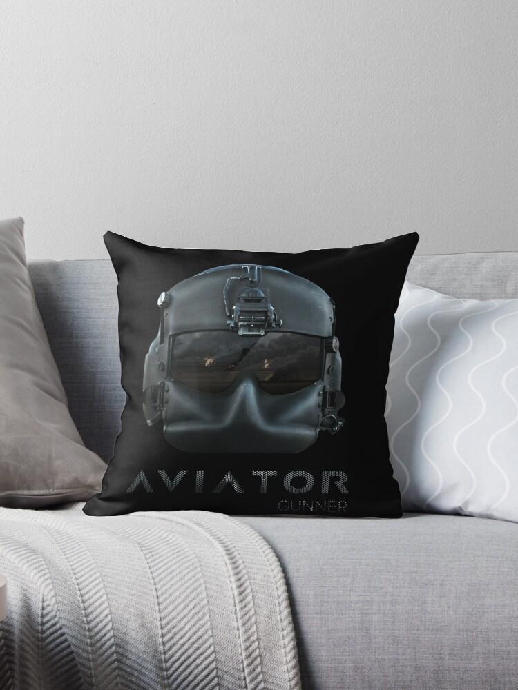 Aviator Gunner Helmet with Mask by rott515