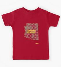 Arizona State - There's No Place Like Home (Yellow Version) Kids Clothes