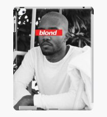 blond  iPad Case/Skin