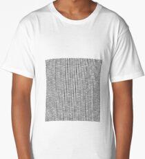 Elegant chalk 4 Long T-Shirt