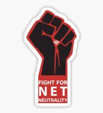 Fight for Net Neutrality Sticker