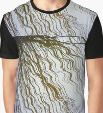 Rippled Branches Graphic T-Shirt