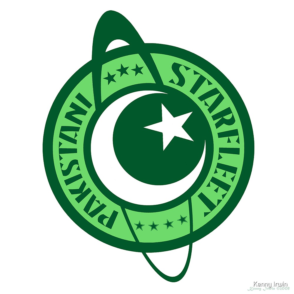 YOUR PAKISTANI STARFLEET by Kenny Irwin