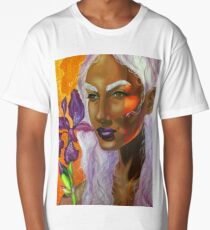 A Spark in the Iris Long T-Shirt