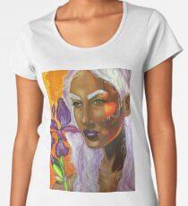 A Spark in the Iris Women's Premium T-Shirt