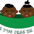 Peas in a Pod (boy/girl twins) by TWINS™ Magazine