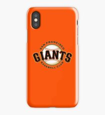 San Francisco Giants | Sports iPhone Case/Skin