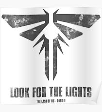 The Last of Us - Firefly Poster