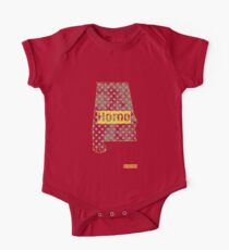 Alabama State - There's No Place Like Home (Yellow Version) Kids Clothes