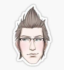Poker Face - Blaze Sticker