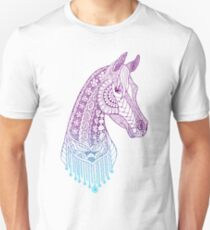 Zentangle Horse T-Shirt