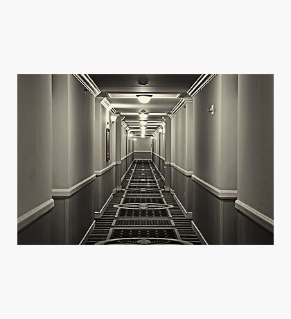 The Hallway Photographic Print