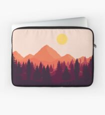 Forest Mountain Horizon Laptop Sleeve