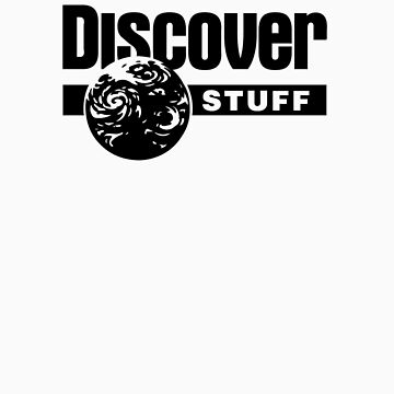 Discover (black) by specialman