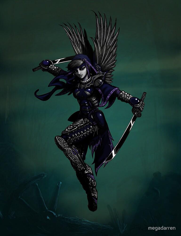 Blade Dancer by megadarren