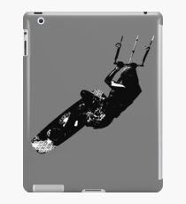 Time To Be Board Silhouette iPad Case/Skin