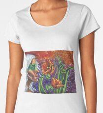 Pandora & the Rising Bloom Women's Premium T-Shirt