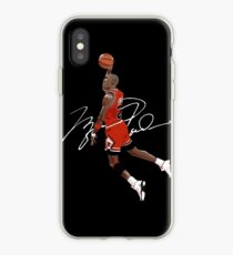 Michael Air Jordan - Höchste iPhone-Hülle & Cover