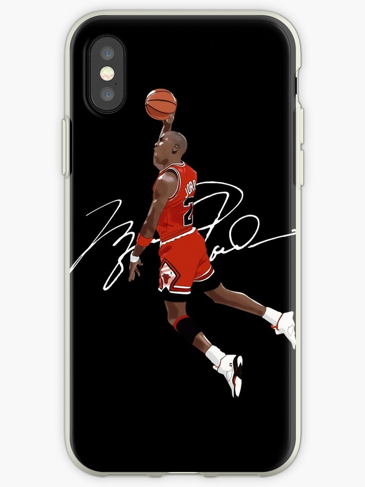 bed4c76e8e4b3 'Michael Air Jordan - Supreme' iPhone Case by Jmaldonado781
