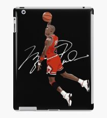 Michael Air Jordan - Supreme iPad Case/Skin