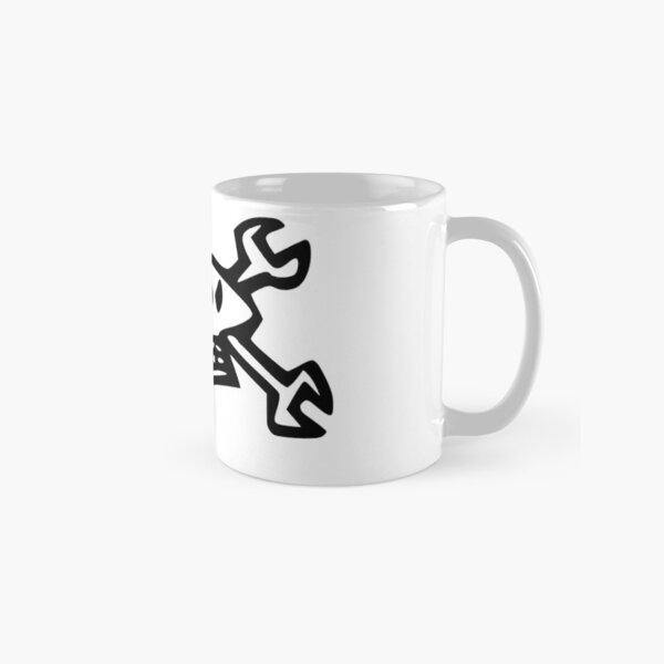 Guy Martin Skull Logo Classic Mug