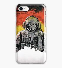 Rainbow Six Siege Operator Blitz iPhone Case/Skin
