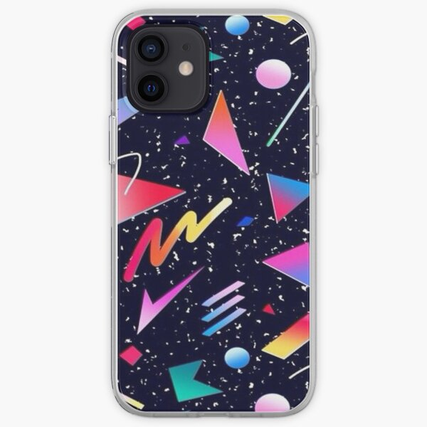 DARK VAPORWAVE iPhone Soft Case