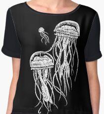 Jellyfish Women's Chiffon Top