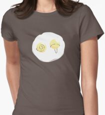 Sunny Side Battle Women's Fitted T-Shirt