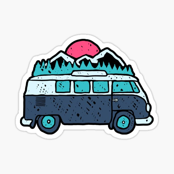 Go Outdoor Sticker
