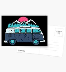 Go Outdoor Postcards