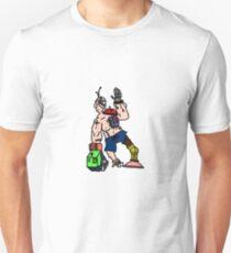 Beach Cyborg Unisex T-Shirt