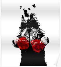 BEAR BOXE  Poster