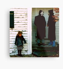 Brand New - The Devil And God Are Raging Inside Of Me Metal Print
