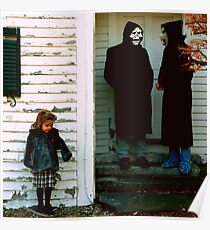 Brand New - The Devil And God Are Raging Inside Of Me Poster