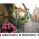 Montefalco Series #02 – Medieval Laneways of Montefalco by Keith Richardson