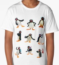 Pingu mood Long T-Shirt