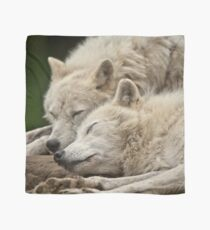 Arctic Wolves Scarf