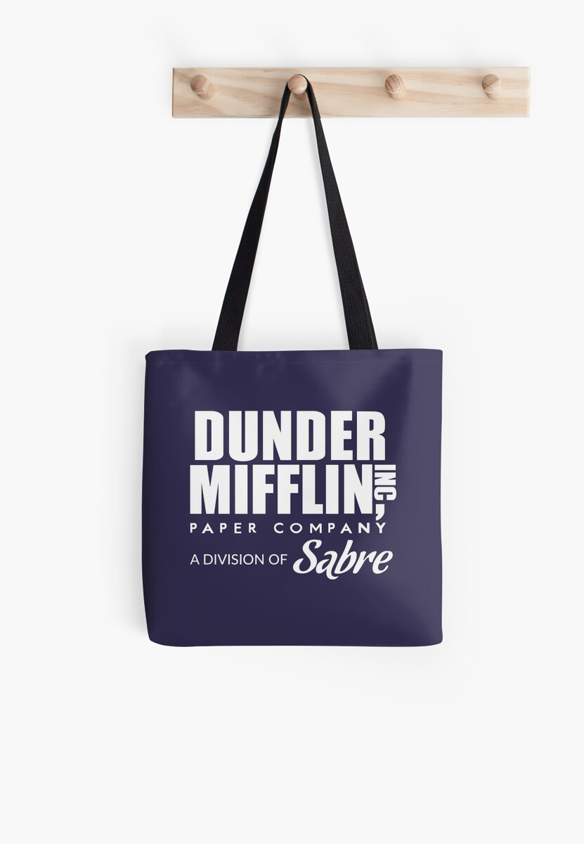 Dunder Mifflin Paper Company, A Division of Sabre — The Office by Dapper Lad
