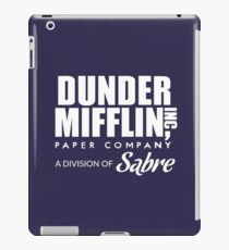 Dunder Mifflin Paper Company, A Division of Sabre — The Office iPad Case/Skin