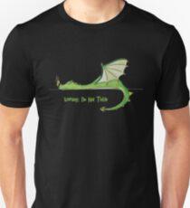 Never Tickle a Sleeping Dragon T-Shirt