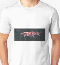Rodhocetus Kasrani Muscle Study T-Shirt