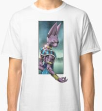 Beerus - Dragon Ball Super Classic T-Shirt