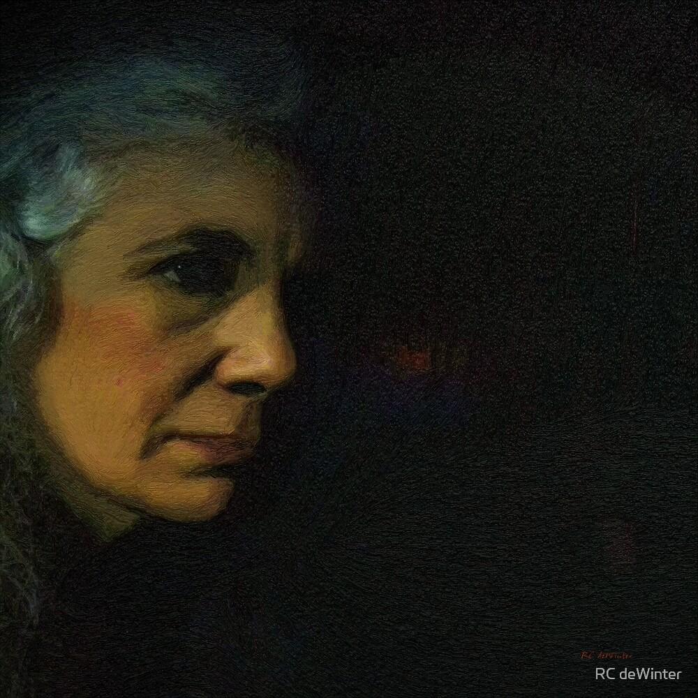 Dark Days by RC deWinter