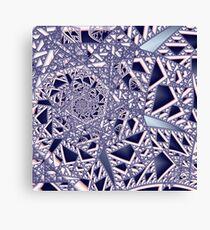 Metallic season Canvas Print
